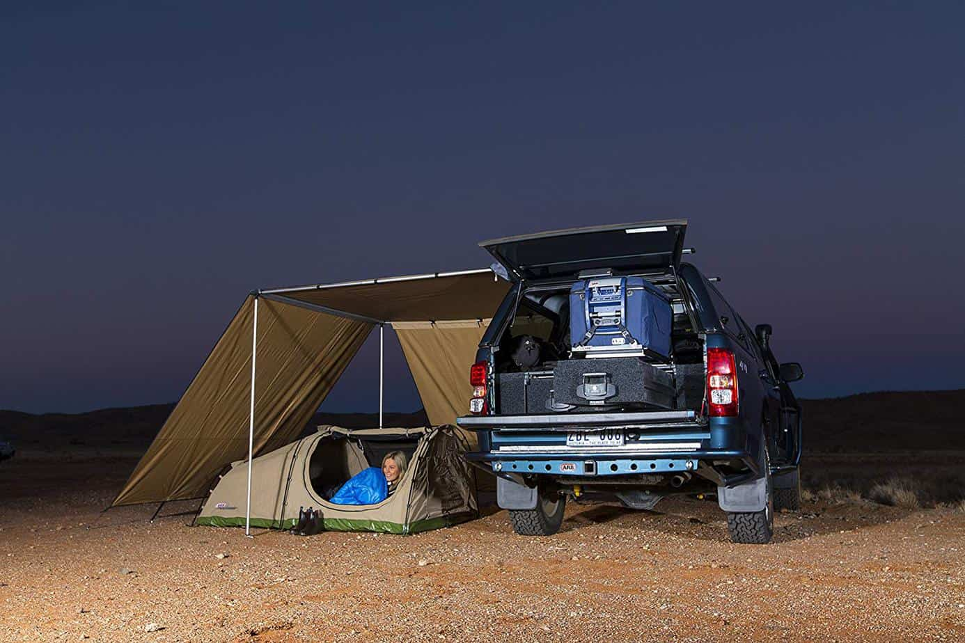 best roof rack awnings