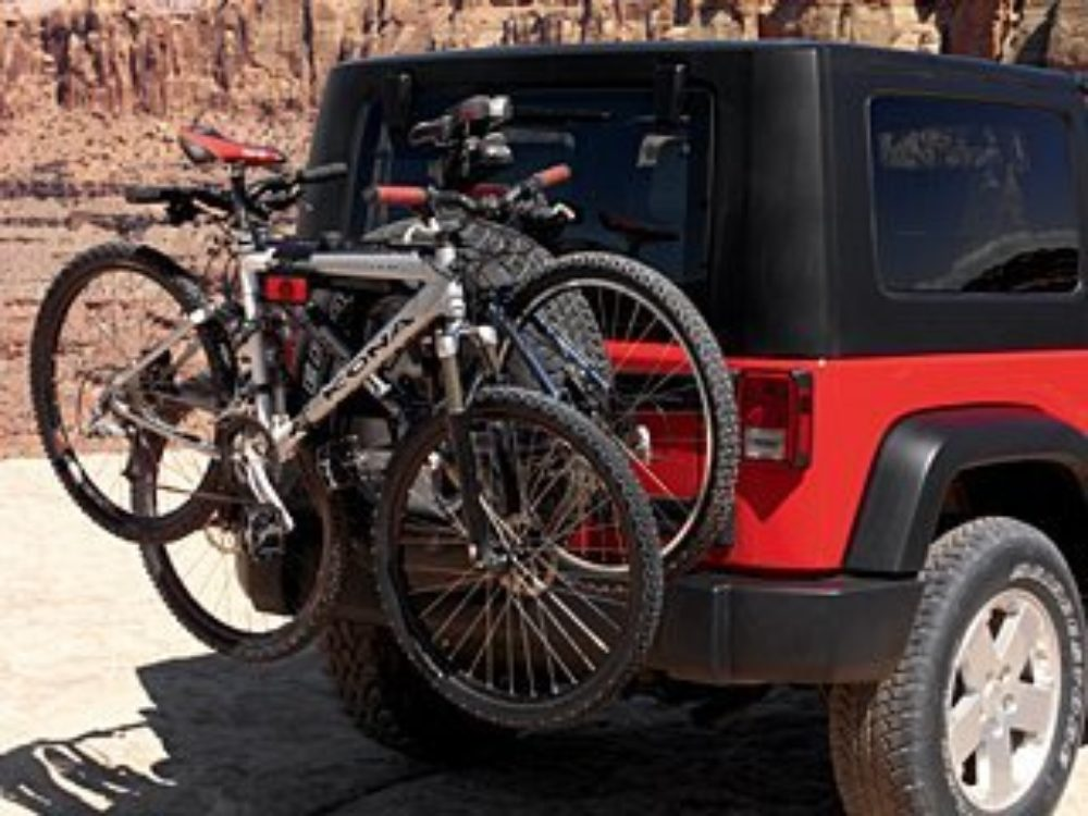 Finding the Best Bike Rack for Your Jeep Wrangler