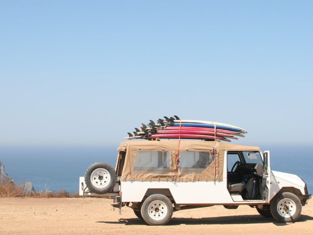 Surfboard Roof Racks that Surfers Will Love