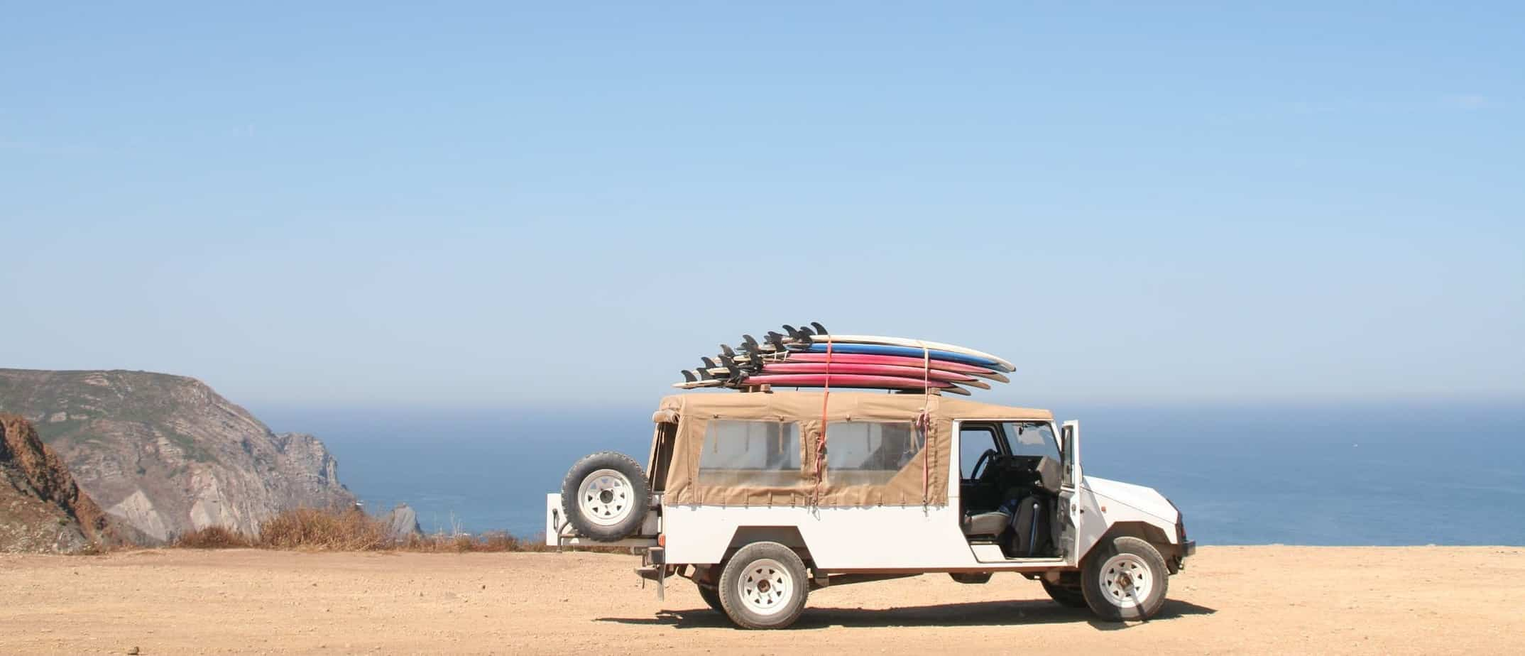best surfboard roof racks