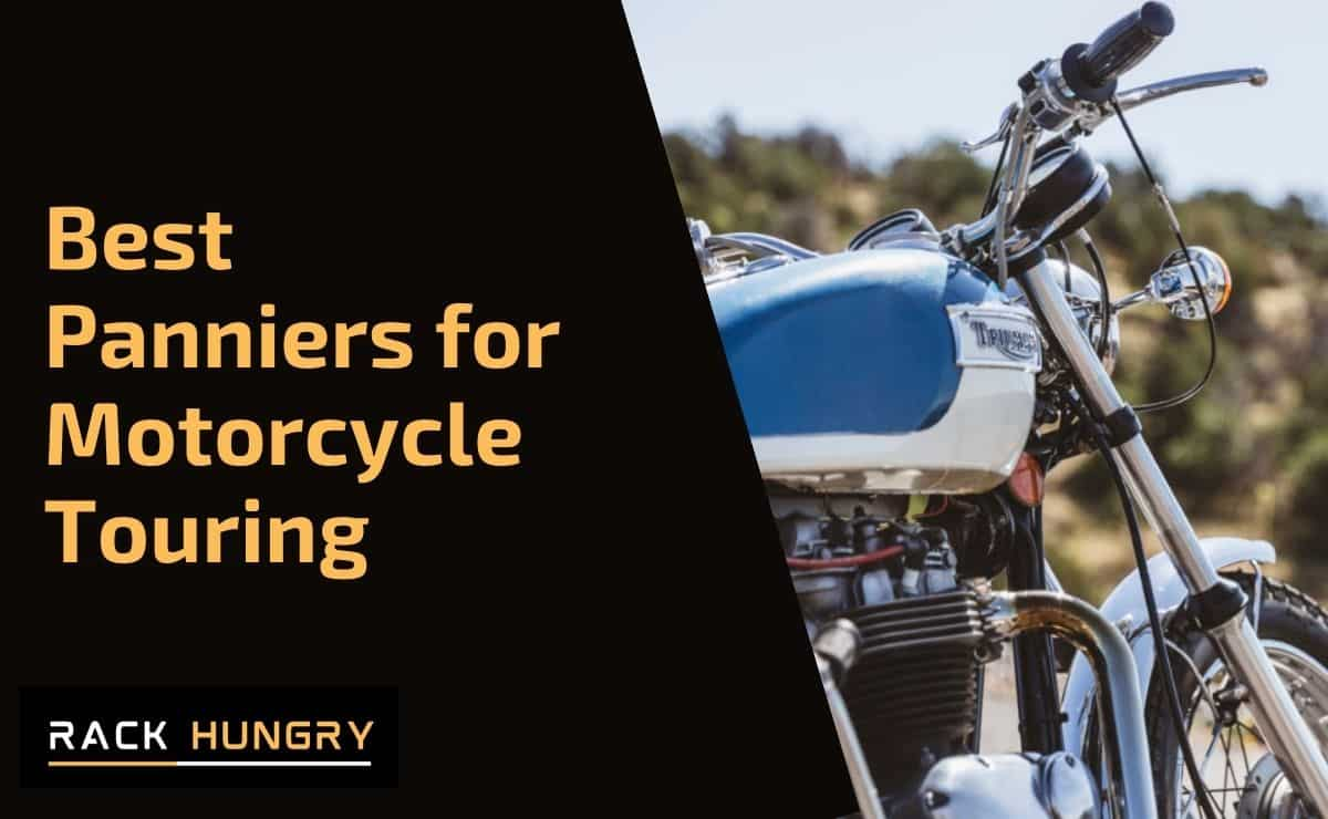 5 Best Panniers for Motorcycle Touring | 2020