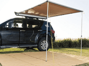 kings premium roof rack awning