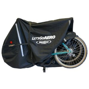 Let's Go Aero B01571 BikeBag 2-Bike Cover with LED
