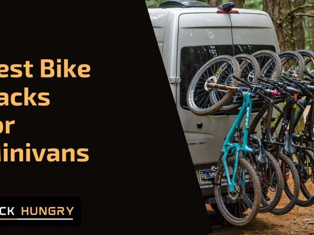Top 5 Best Bike Racks for Minivans   2020 Reviews