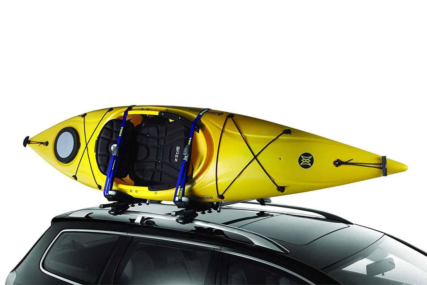 thule vs yakima kayak rack