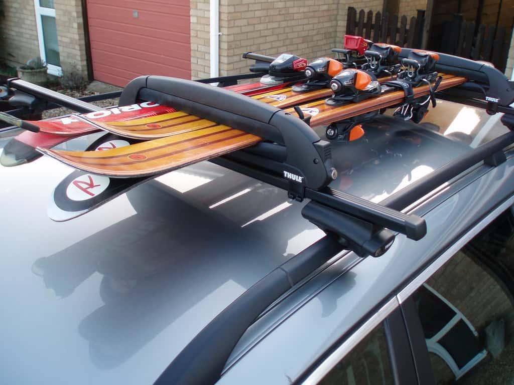 thule vs yakima ski rack