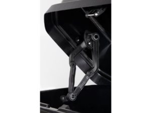 Yakima Skybox one-sided opening mechanism