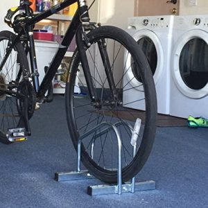 EasyGo Floor Stationary Single Wheel Rack