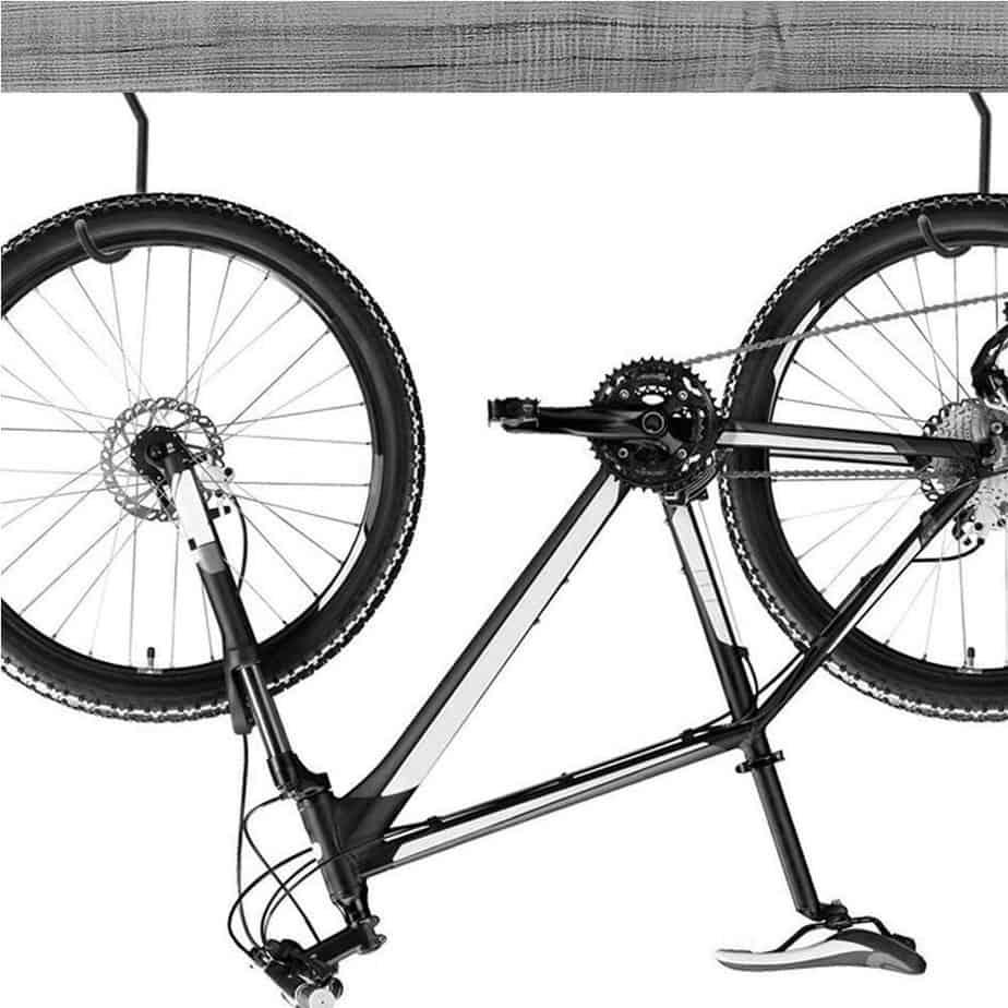 best way to store bikes in garage
