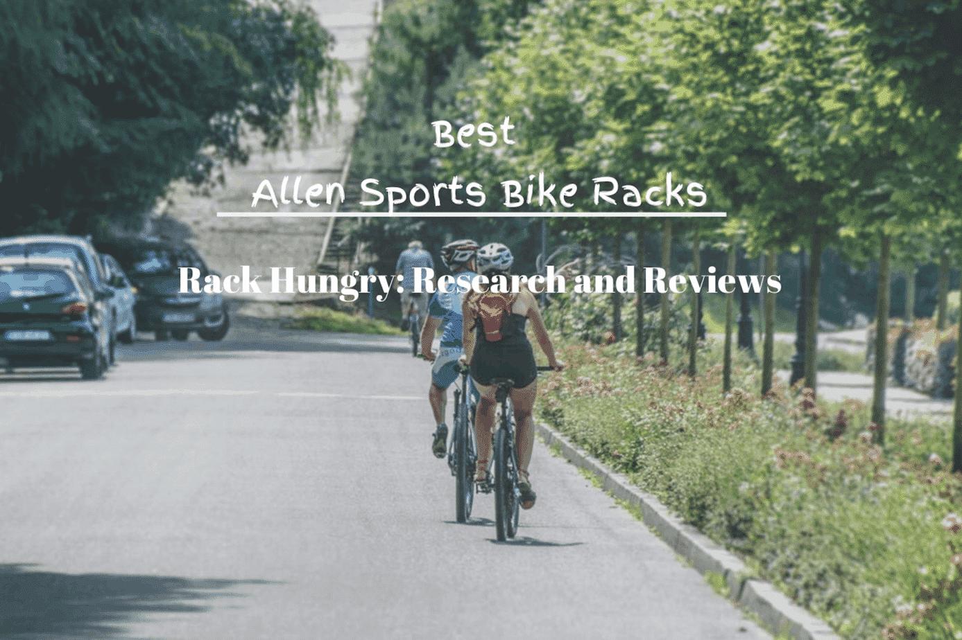 best allen sports bike rack