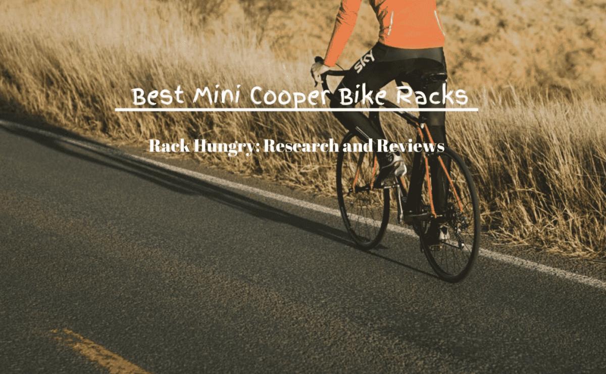 Top 7 Best Bike Racks for Mini Cooper
