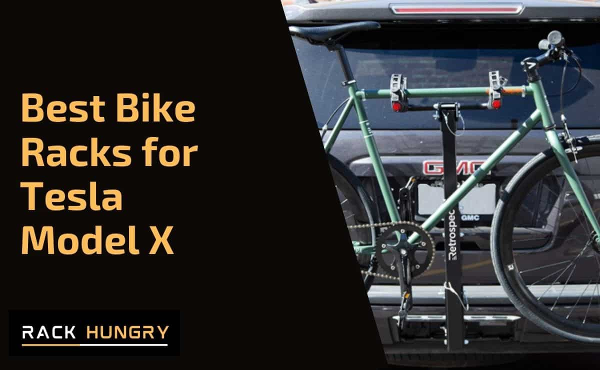 Best Bike Racks for Tesla Model X
