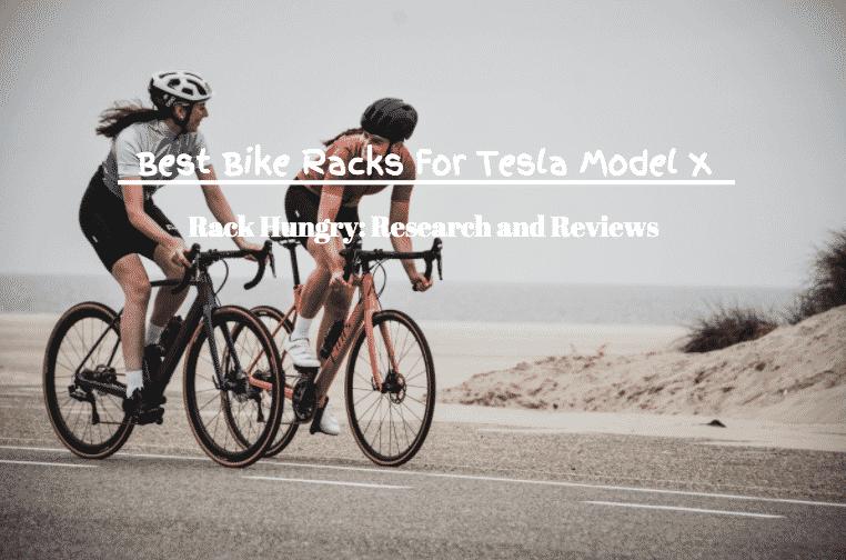 bike racks for tesla model x