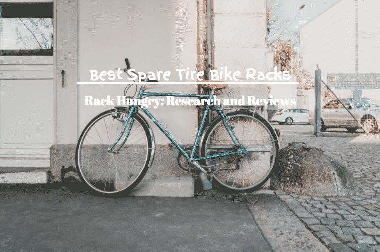 best spare tire bike racks