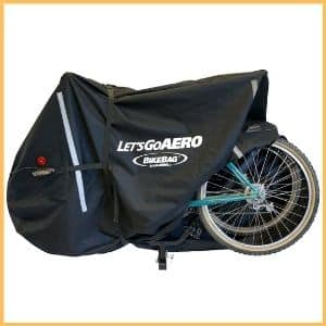Let's Go Aero BikeBag – One for Two Cover