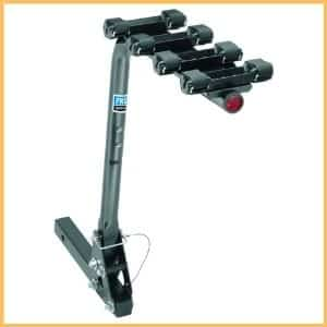 Pro- Series Reese Eclipse 4 Bike Rack for 2″ Hitches