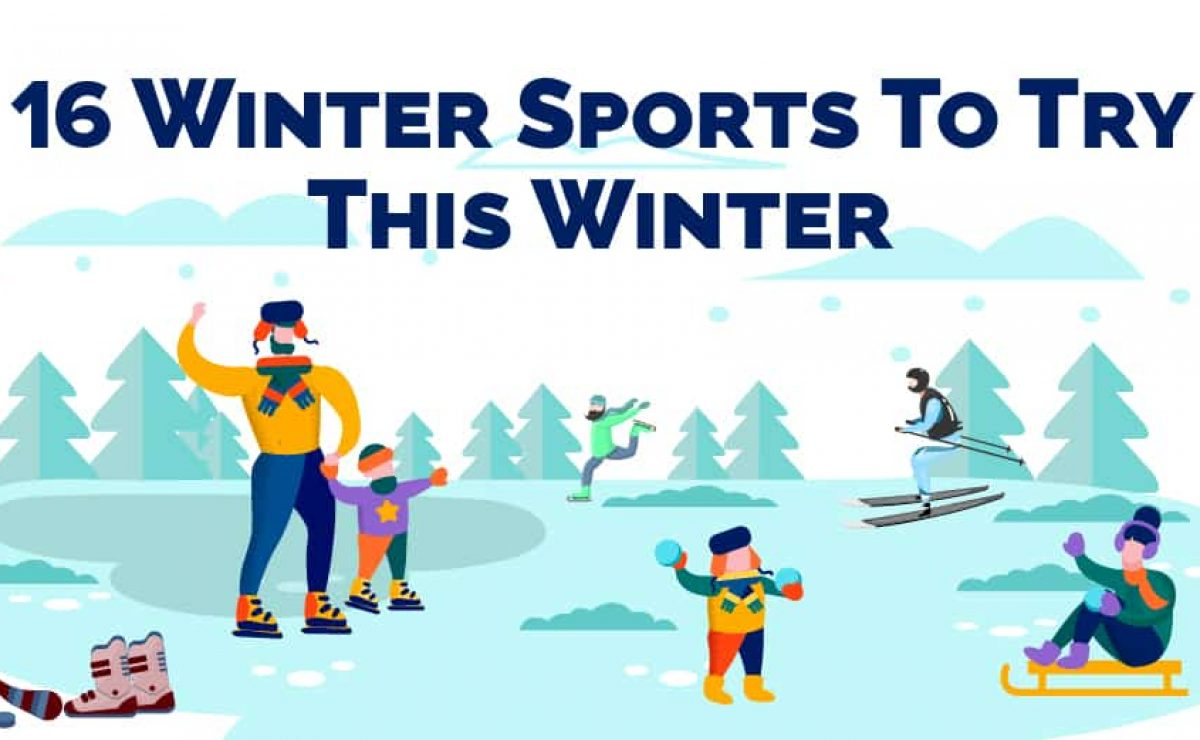 16 Winter Sports To Try This Winter