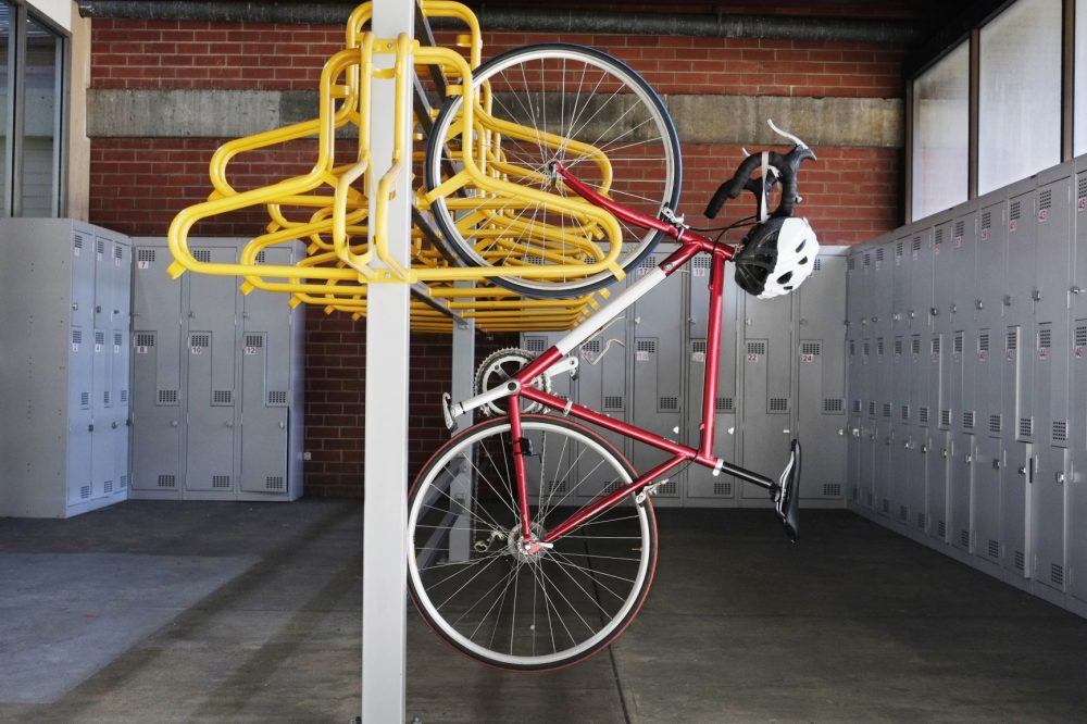 Indoor Bike Racks