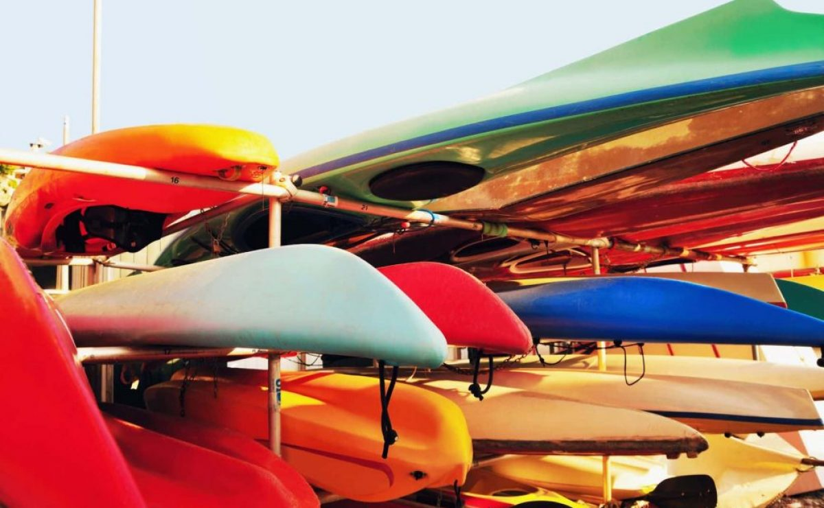 Best Kayak Storage Racks