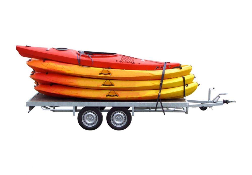 best kayak trailer