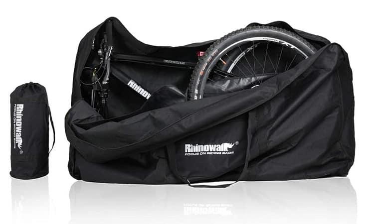 Aophire Folding Bike Bag Review