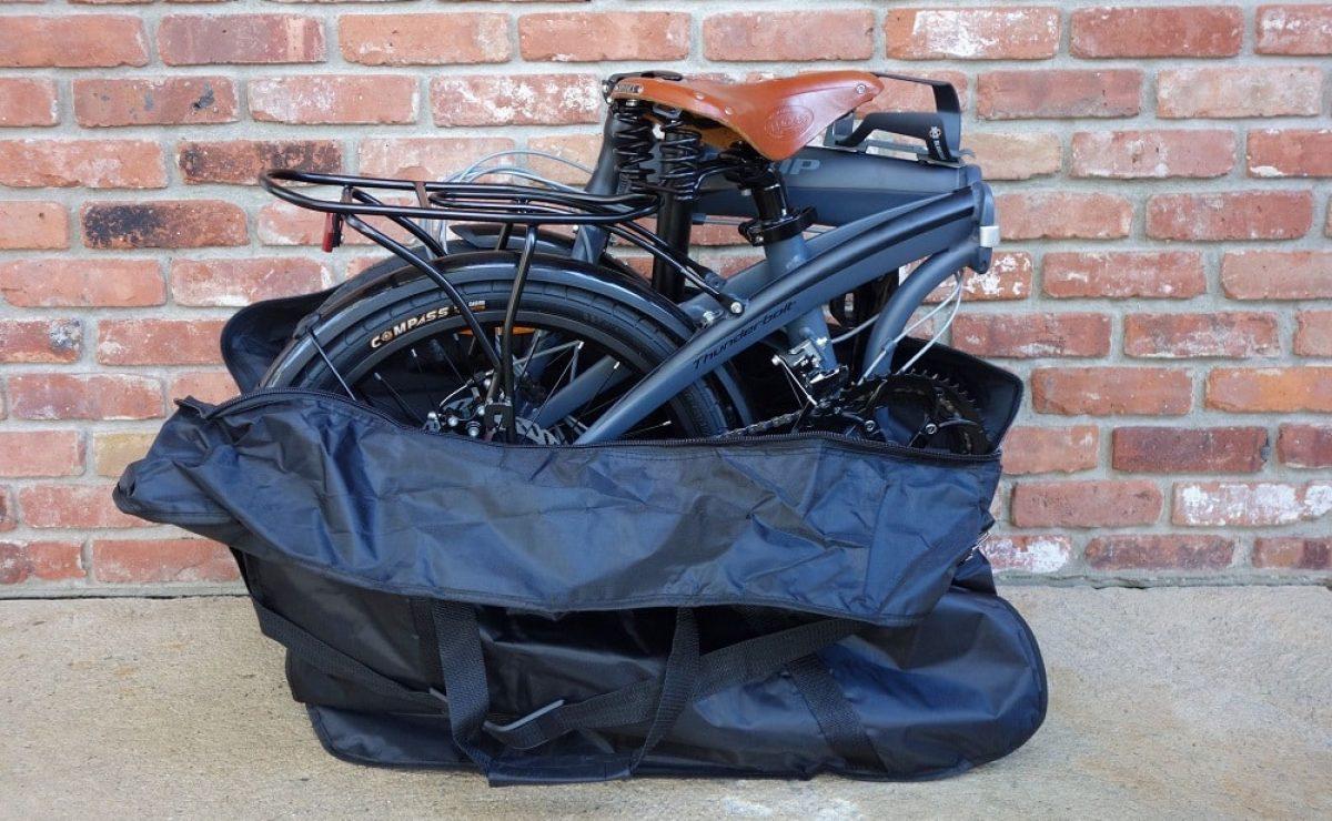 Best Folding Bike Carry Bag