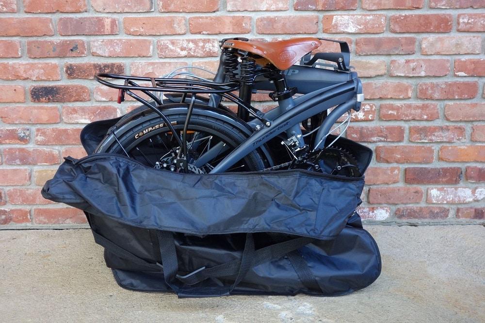 Folding Bike Carry Bag Review