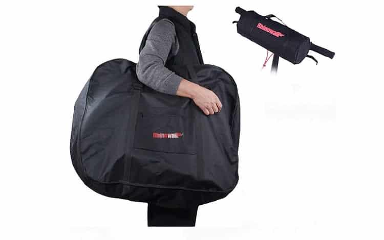 Charwin 20 Inch Folding Bike Bag Review