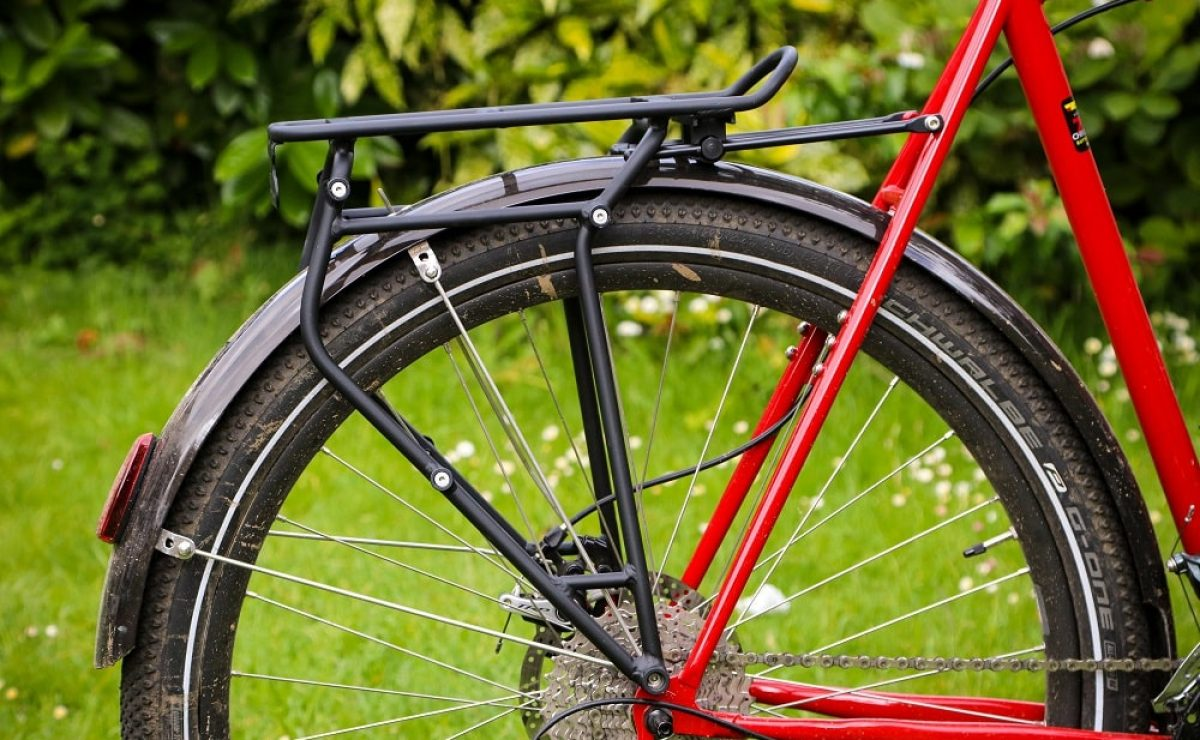 How to Install A Rear Bike Rack in Under 5 Minutes