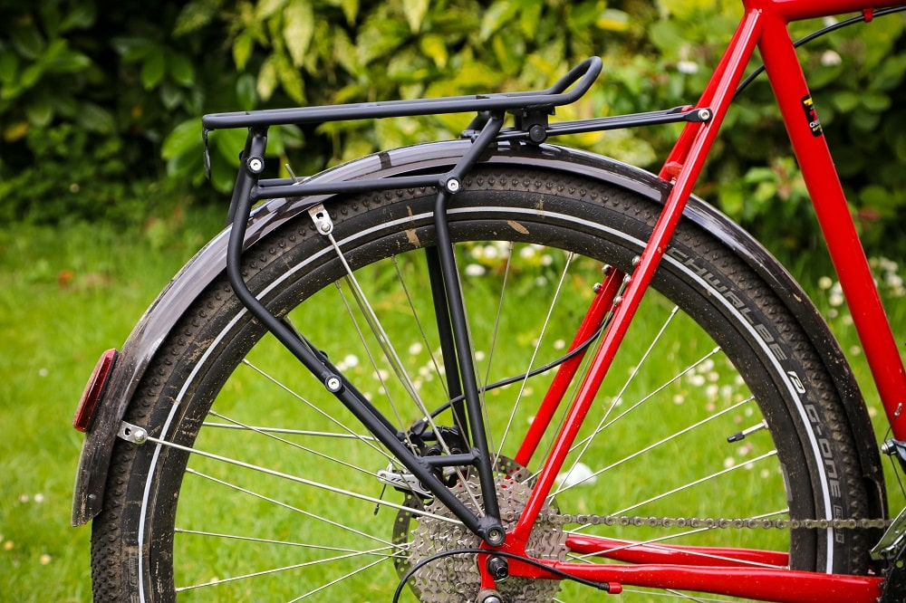 Install A Rear Bike Rack
