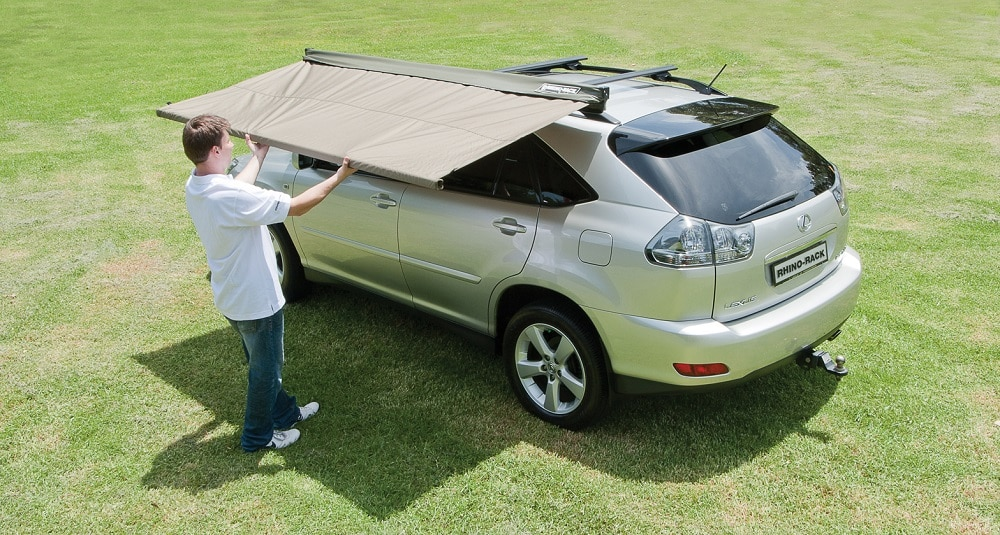 Roof Rack Shade Awnings
