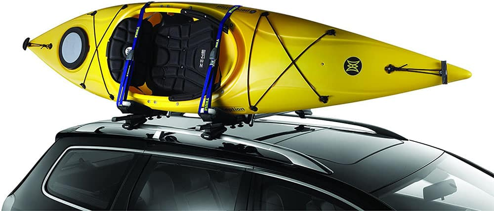 LThule 835 Hull-a-Port Pro Kayak Carriers